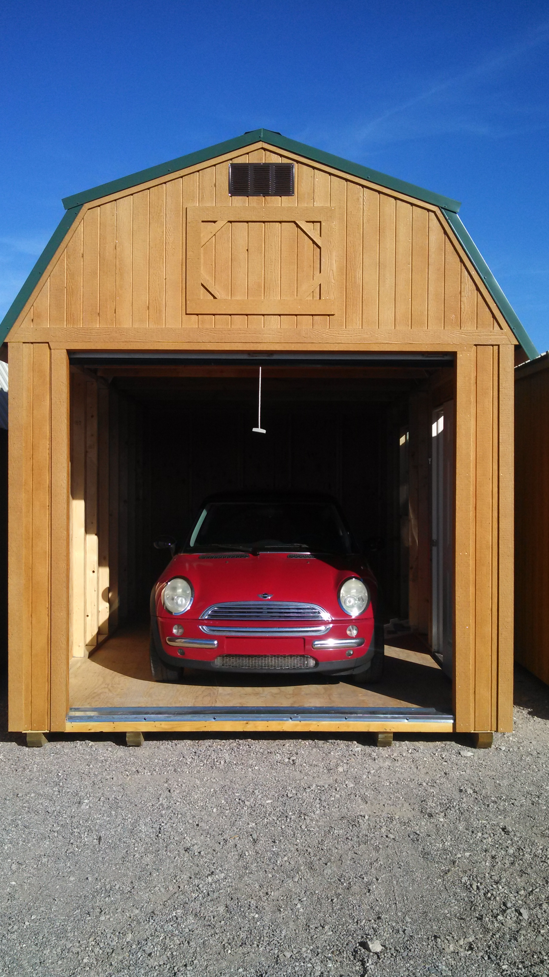 Arizona weather king buildings for Garage mini cooper annemasse