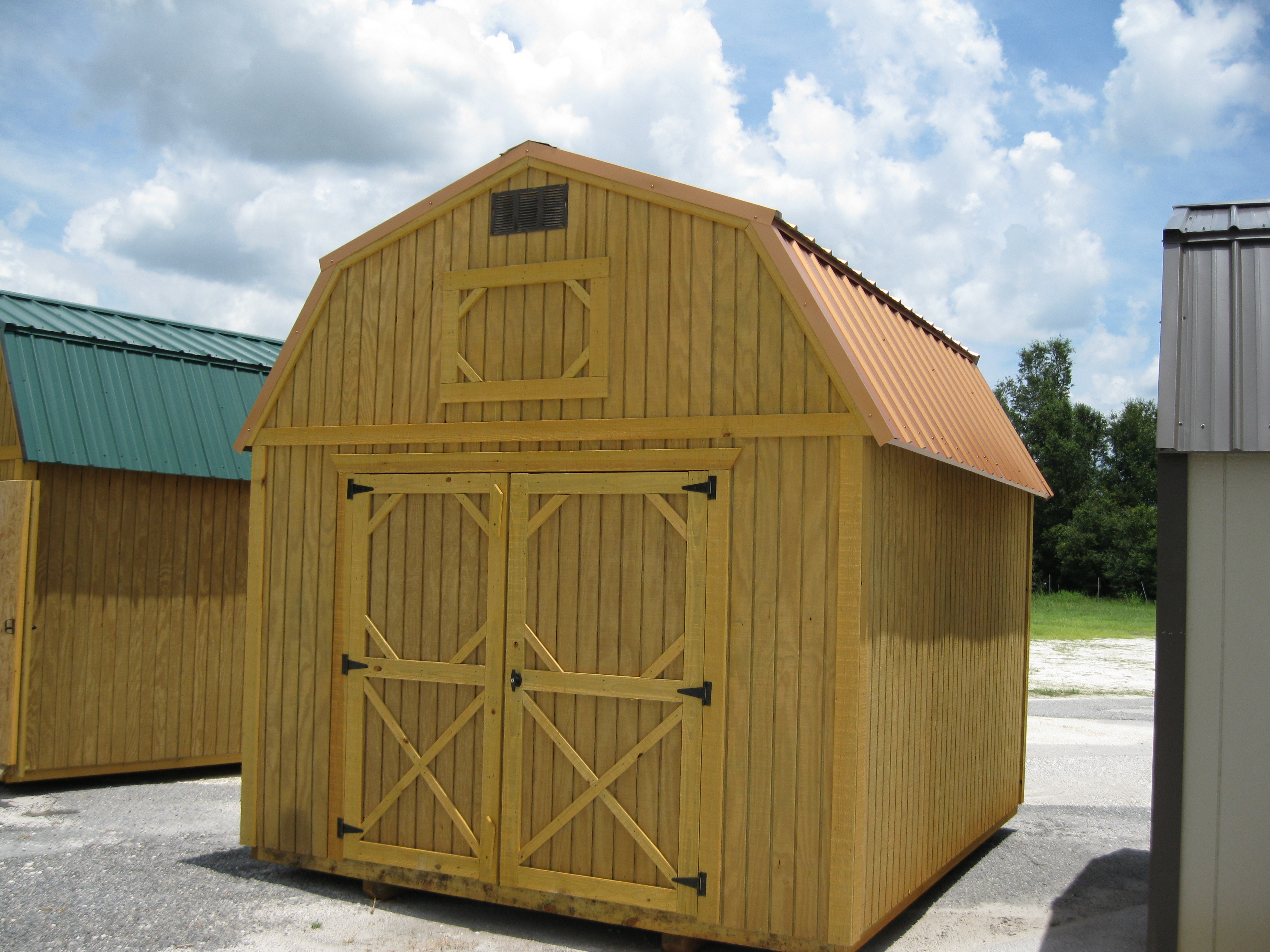 Weather King Portable Buildings : Florida weather king buildings
